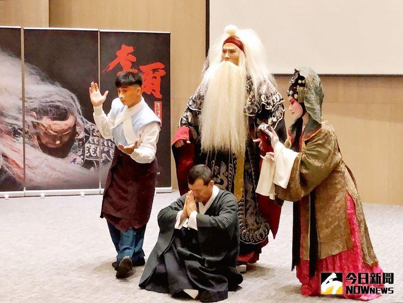 ▲ 《李爾在此》征戰世界20國50城,年年獲得國際重要藝術節邀演,堪稱是台灣之光。(圖/記者陳美嘉攝,2020.07.27)