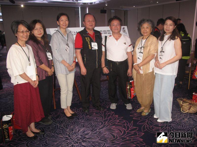 ▲茶產業人員是合作聯盟之一。(圖/記者郭政隆攝影2020.7.28)