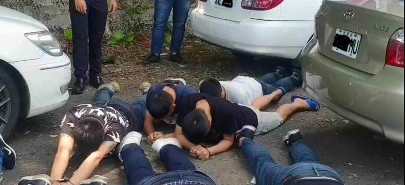 宜蘭警方強力掃蕩組織犯罪