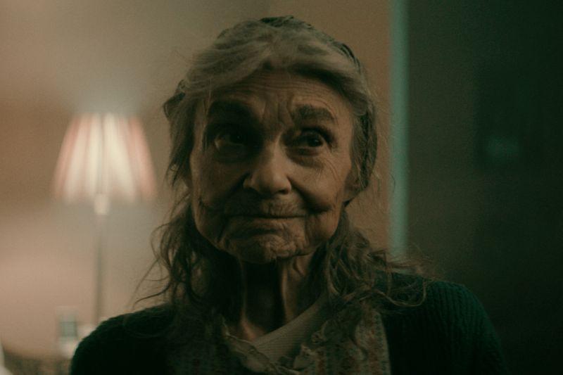 ▲林恩科恩拍完《守靈魘》不久後離世,讓本片成為她的最後遺作。(圖/采昌)
