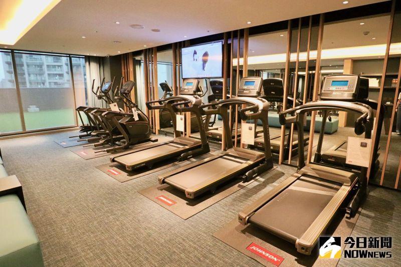全台健身中心成長1成 台中市年增45%居六都之冠