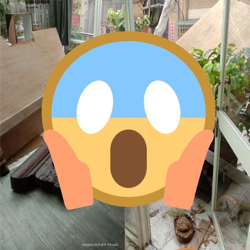 ▲一名房東分享,被房客誤列破壞家具,網友紛紛認為提告。(圖/翻攝自《爆料公社》)