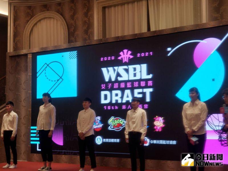 ▲今年度WSBL選秀會不再設立保留名單,均需報名選秀會才可參加WSBL聯賽。(圖/黃建霖攝)