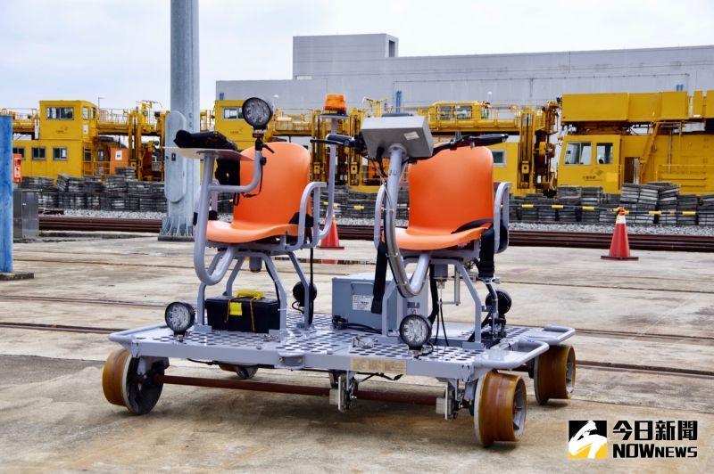 ▲台灣高鐵與工業技術研究院合作,開發