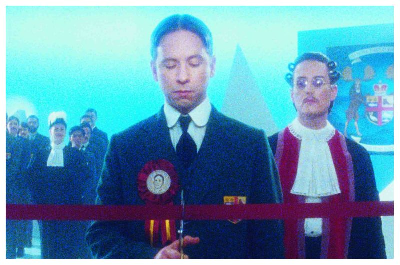 ▲《㊣麥肯齊金總理秘史♂》惡搞加拿大最偉大總理麥肯齊金。(圖/天馬行空)