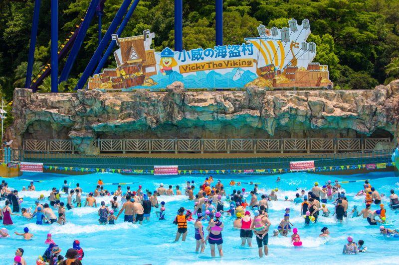 《北海小英雄》現身水樂園 暑假搶票房另類體驗