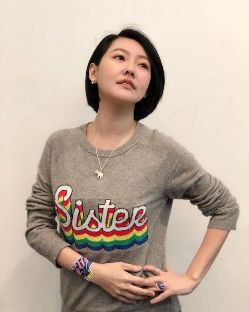 ▲小S是演藝圈中著名的主持一姐。(圖/小S