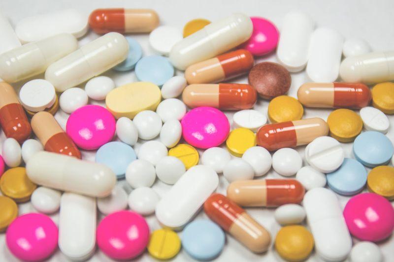 藥丸、藥、胃藥
