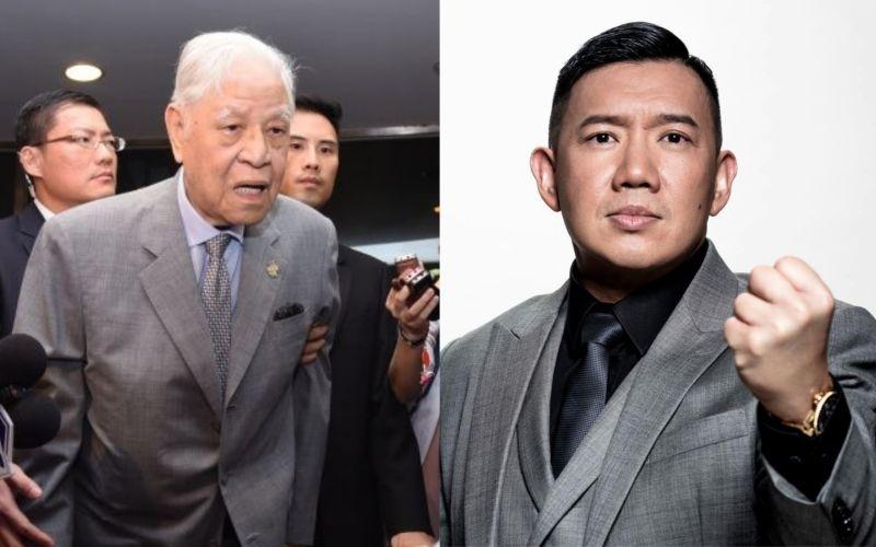 ▲杜汶澤(右)發文悼念李登輝(左)。(圖/杜汶澤臉書、NOWnews資料照)