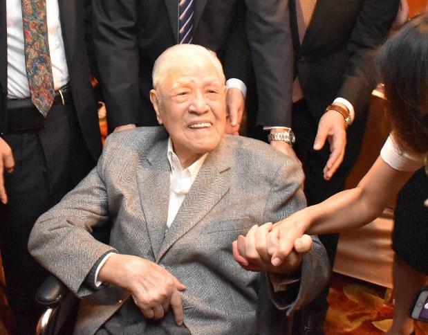▲前總統李登輝7/30於台北榮總辭世。(圖/翻攝自美聯社/達志影像)