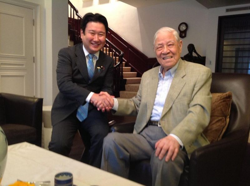 前總統李登輝去世 多名日本<b>國會議員</b>發聲悼念