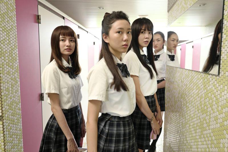 ▲女廁既是學校的八卦中心,也是最容易起衝突的地方。(圖/双喜)