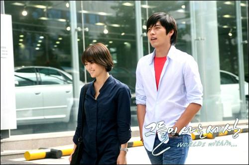 ▲玄彬(左)與宋慧喬近期被爆復合同居,事實上男生這個月都不在南韓。(圖/翻攝KBS官網)