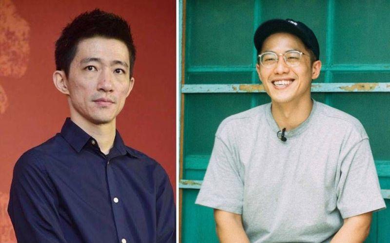 ▲台灣導演徐漢強(左)、許智彥,VR電影入圍威尼斯影展。(圖/高雄電影館)