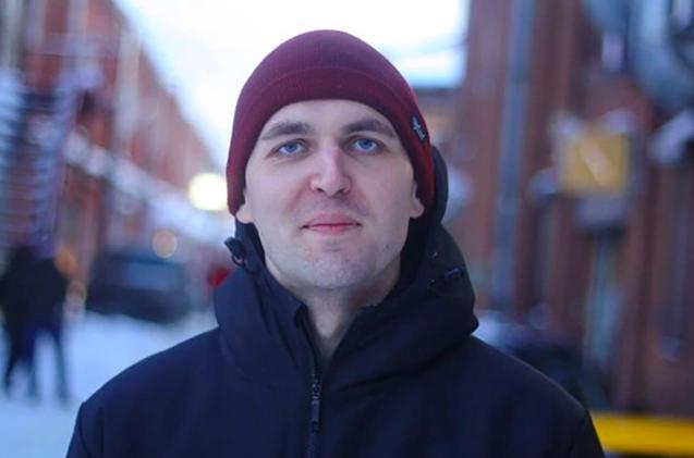 ▲烏克蘭饒舌歌手Andy Cartwright傳出遭到太太分屍殺害。(圖/翻攝THE SUN)