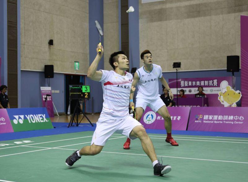 羽球/湯姆斯盃和中國大陸分同一組 麟洋配平常心看待