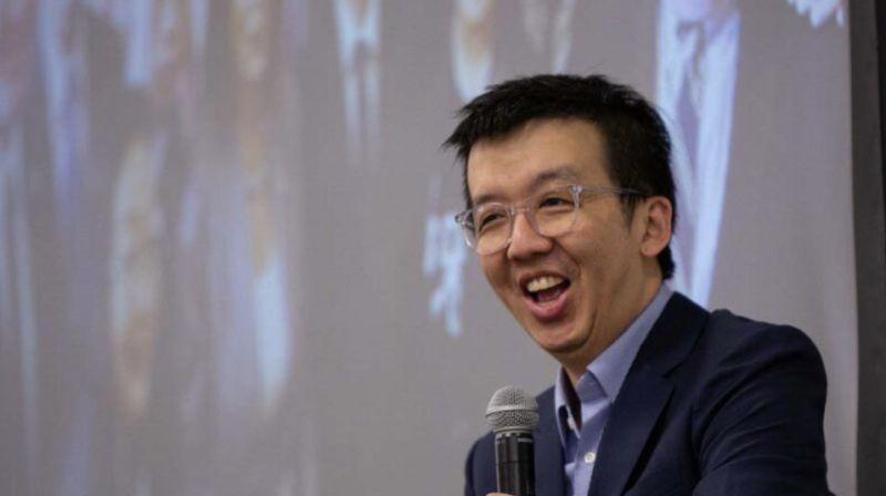 ▲美國「香港民主委員會」總監朱牧民。(圖/翻攝朱牧民推特)