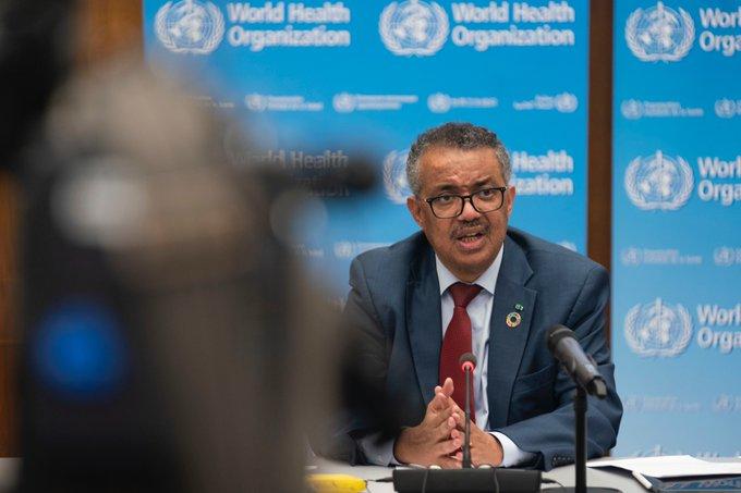 譚德塞否認介入衣索比亞<b>動亂</b> 強調支持和平