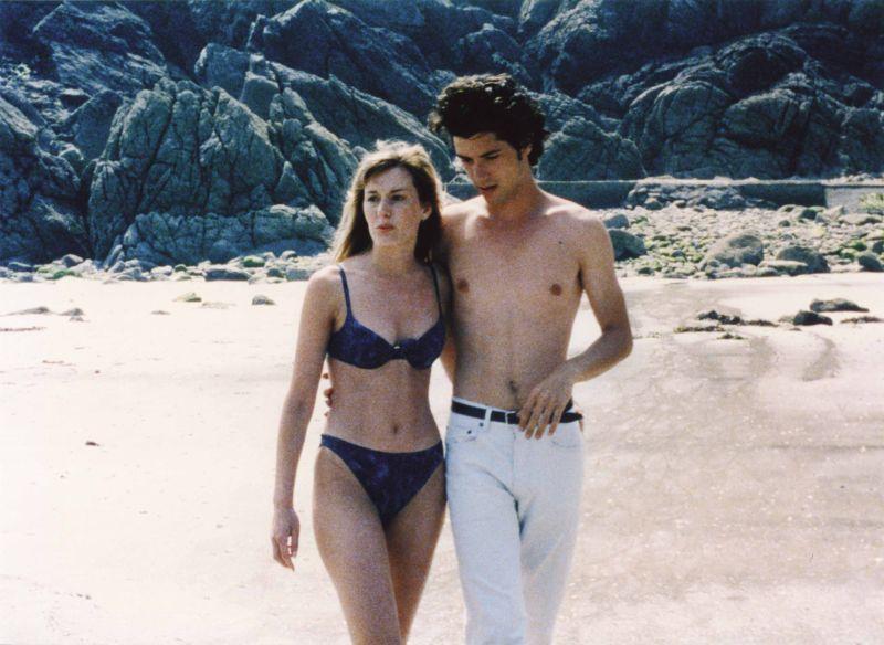 ▲▼梅維爾波柏(右)拍攝《夏天的故事》時才23歲。(圖/天馬行空)