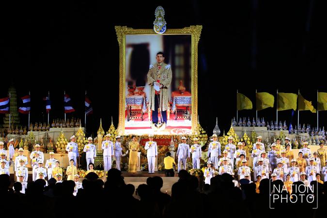 泰國國王68大壽