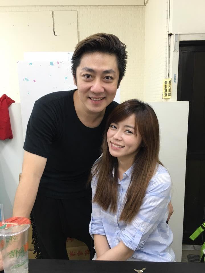 ▲▼王瞳、艾成(左)日前閃婚。(圖/艾成臉書)
