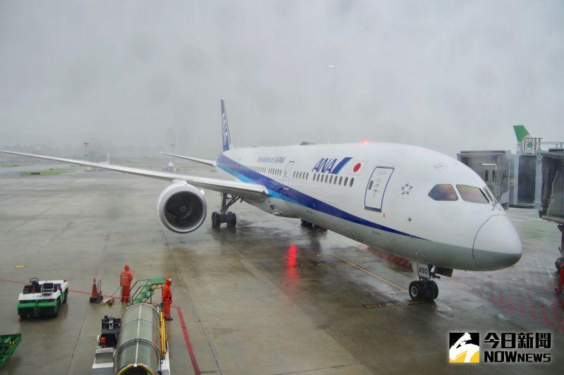 旅客包緊緊登機!ANA<b>復飛</b>松山-羽田 初期每周2班來回