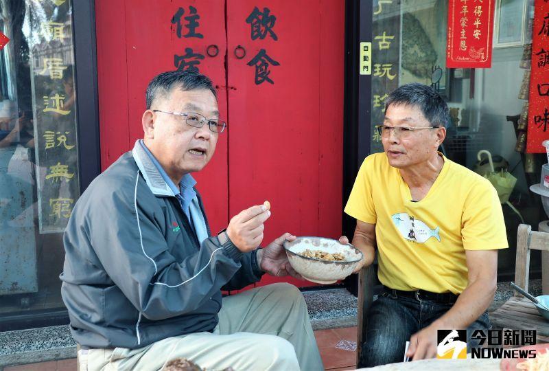 打造澎湖旬魚文化 賴峰偉籲多吃「現流ㄟ」海鮮