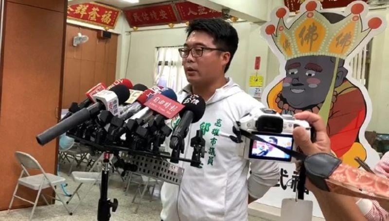 曾為兩黨涉賄立委站台  李眉蓁、陳其邁發言人隔空交火