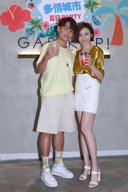 ▲王瞳(右)劇中將與許仁杰(左)搭檔。(圖/民視提供)