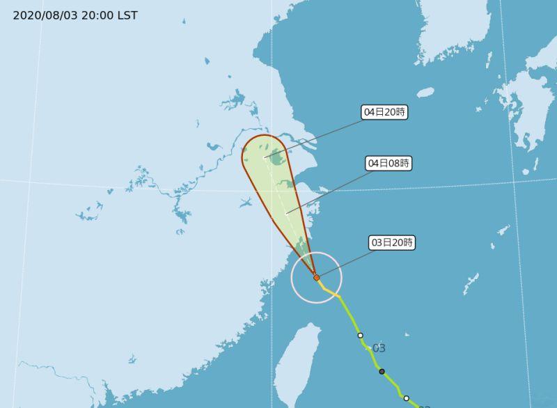 <b>哈格比</b>遠離!明午後仍要注意 大雨炸北台灣