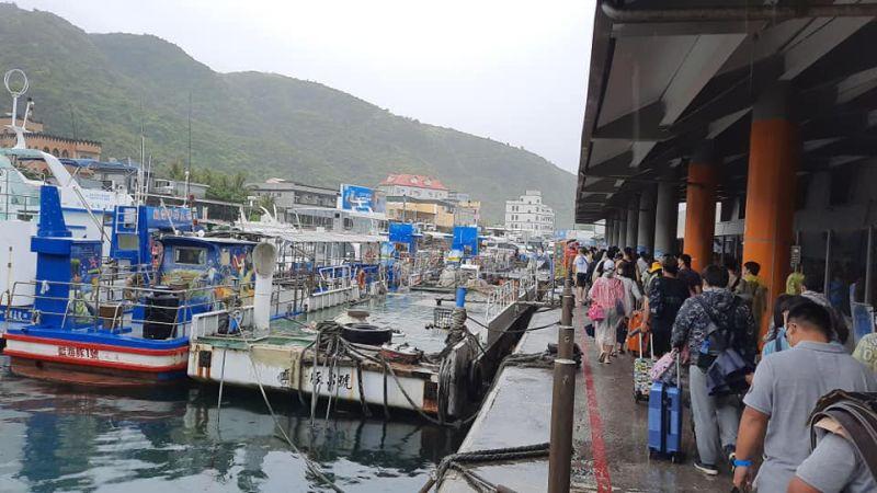 遊客太多當地人買不到船票?<b>綠島</b>鄉長「爆料」:可惡至極