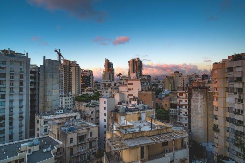 ▲黎巴嫩城市。(示意圖/翻攝Pexel)