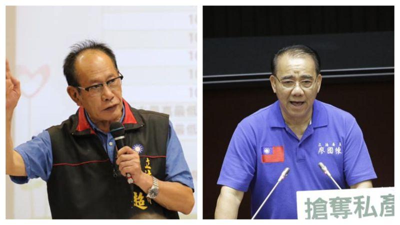 廖國棟、陳超明遭羈押 國民黨:即刻停權