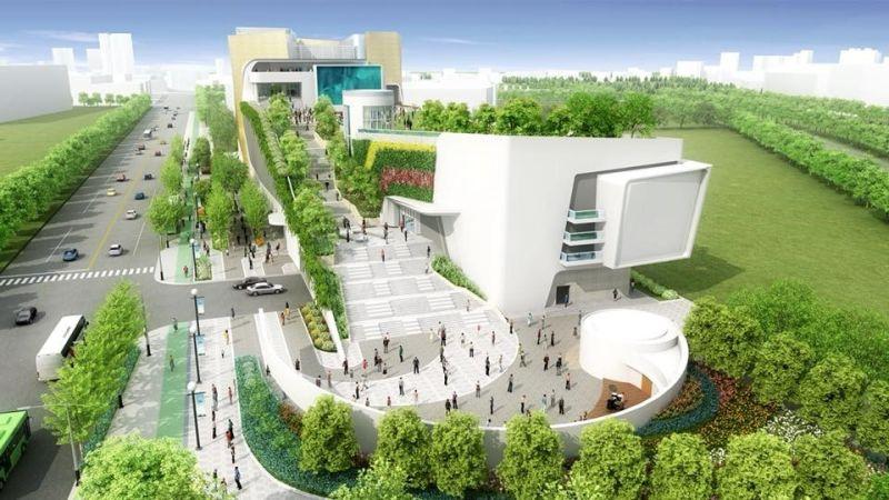 市府斥資百億打造水湳智慧城 建商卡位「下一個七期」