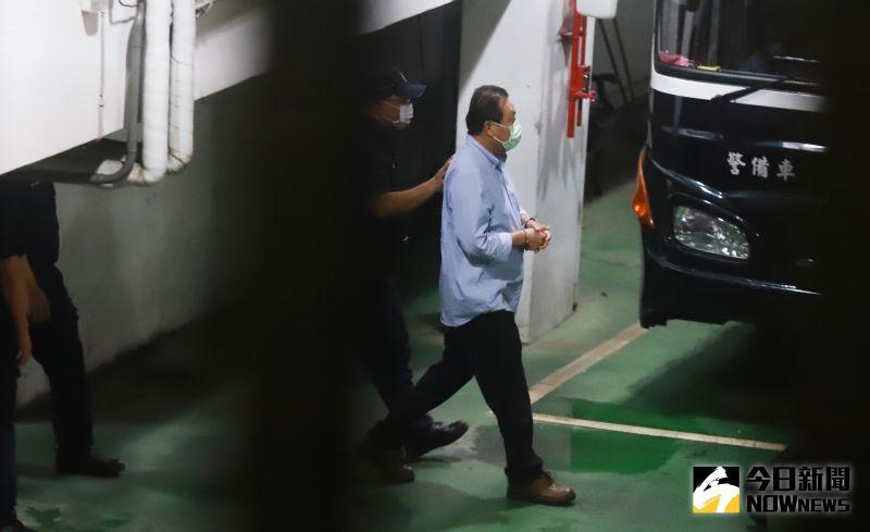 常委保不住了!蘇震清涉收賄遭羈押 民進黨決議停權3年