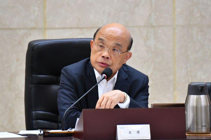 國民黨質疑<b>廖燦昌</b>案 蘇貞昌反嗆:做賊喊抓賊