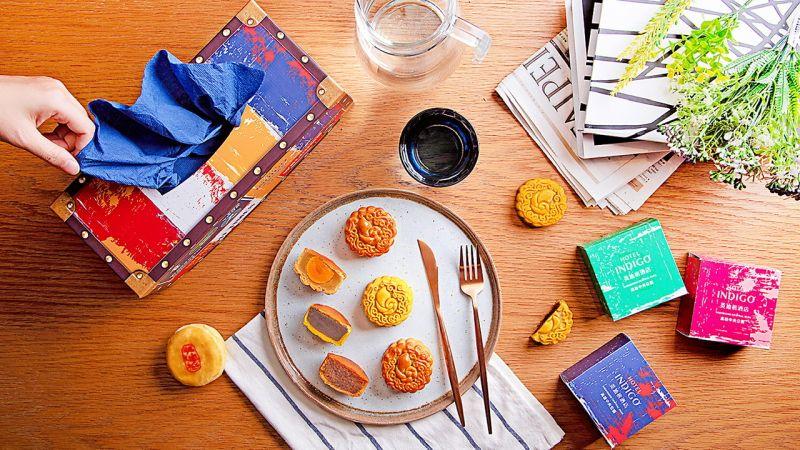 中秋月餅早鳥開賣 老味道的新滋味 包裝走設計風且環保