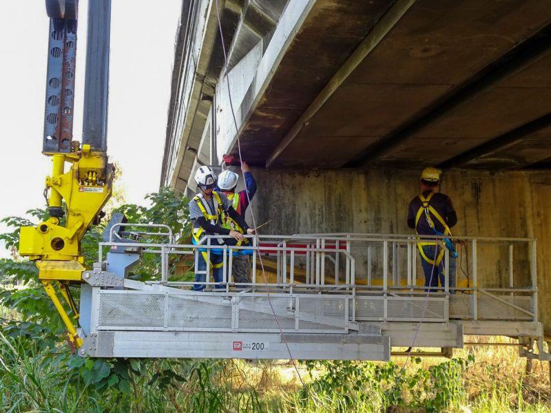 中央橋梁維管評鑑出爐 中市連5年六都第一