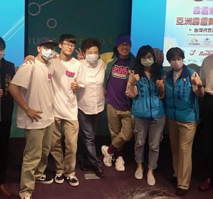 「2020亞洲街舞大賽」台灣資格賽 8、9日在台中尬舞