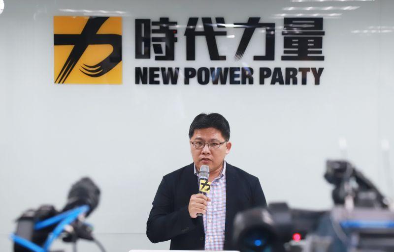 影/徐永明退出時代力量 邱顯智:黨將開始反省革新