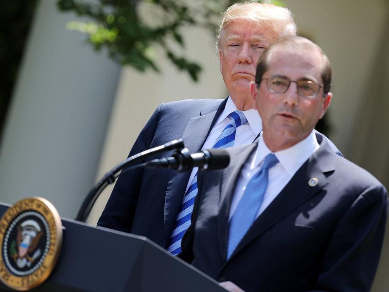 美國衛生部長將訪台 《紐時》:美中關係恐惡化至新低點