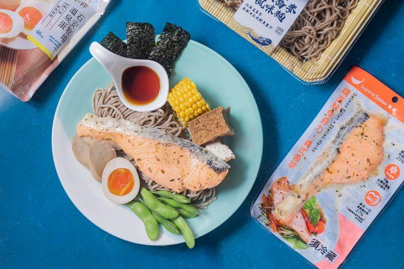 優質蛋白新選擇 鮭魚品牌搶攻便利店健身餐市場