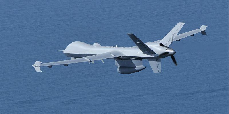 巡航半徑為國產無人機40倍 美國售台四架MQ-9B無人機