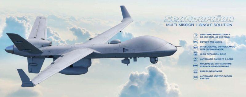傳美國將售台無人偵察機 專家:補足現有無人機隊不足