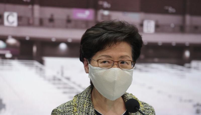 疫情失控!香港近4千起確診個案 林鄭:兩週後全民檢測