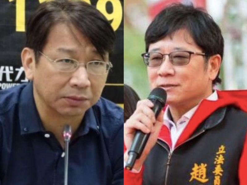 高等法院裁定趙正宇交保撤銷,發回北院,而徐永明抗告交保確定。