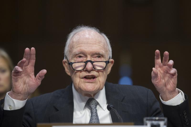 美國前國安顧問史考克羅<b>辭世</b> 享耆壽95歲