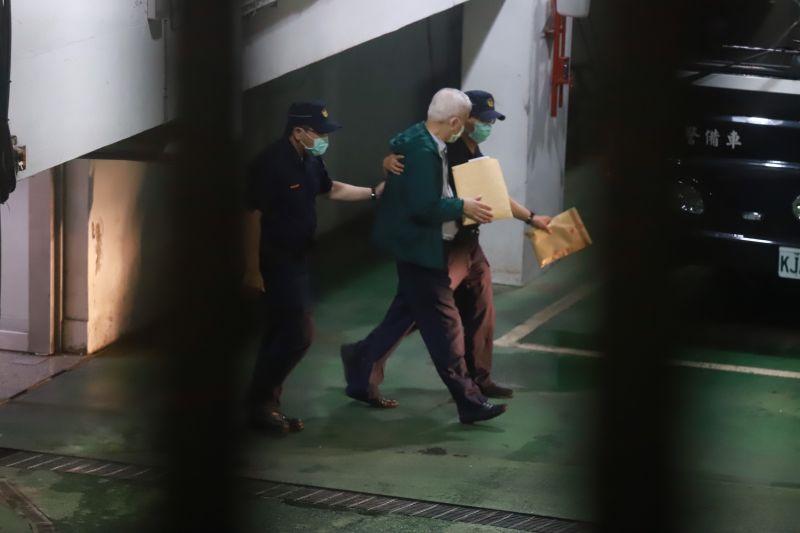 李恆隆、郭克銘<b>抗告</b>遭高院駁回 羈押確定