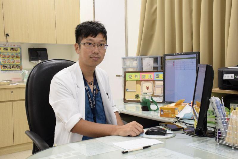 亞東醫院小兒外科夏肇聰醫師