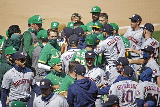 MLB/「問候」球員媽媽 太空人打擊教練被禁賽20場